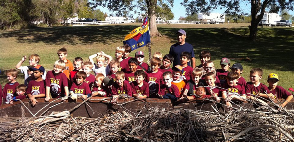 Cub Scout Pack 542, Katy, TX
